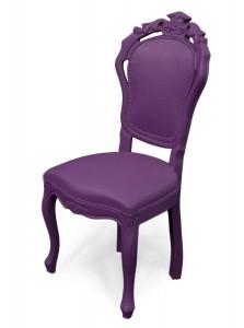 Nemojte misliti na ljubičastu stolicu!